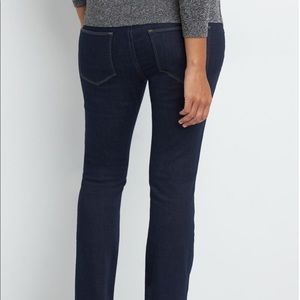 Maternity Full Panel Perfect Boot Jeans